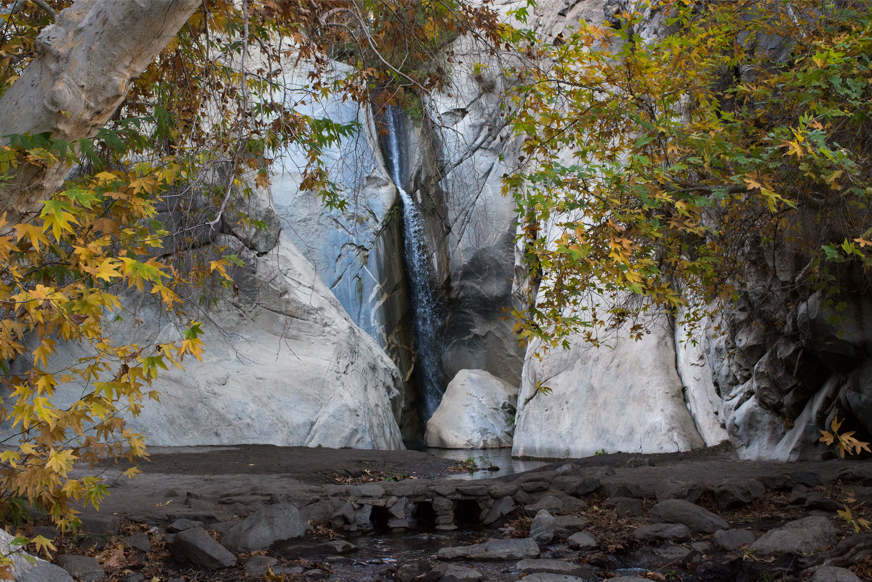 Tahquitz Canyon Waterfall